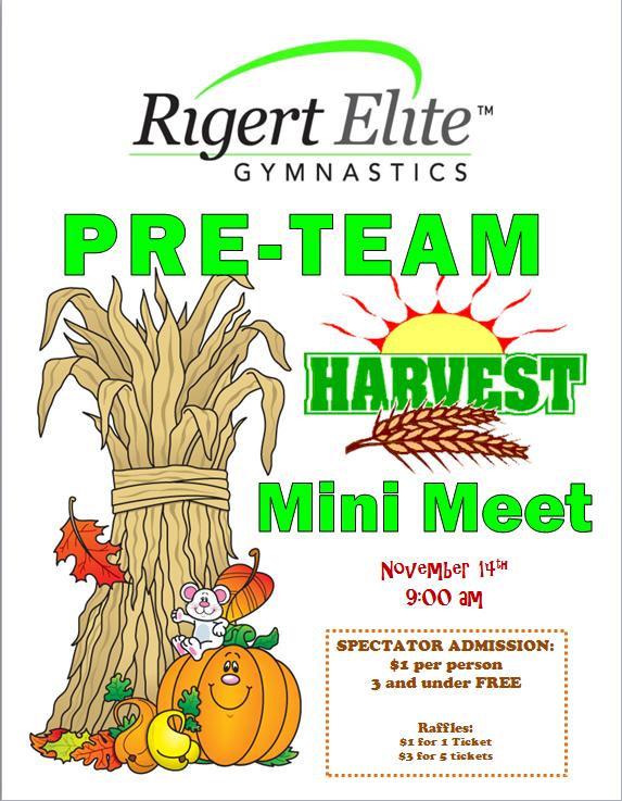 Mini Meet Flyer